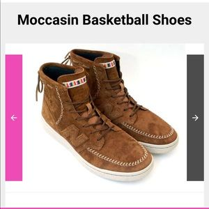 New Balance A20 Moccasin Style Basketball Shoe 9.5